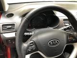 Kia Picanto 2012 года за 3 450 000 тг. в Актобе – фото 2