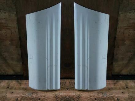 Накладки на двери на Subaru Forester 1997-2002 год за 10 000 тг. в Алматы – фото 2