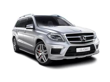 Стекло ФАРЫ Mercedes-Benz GL x166 (2011 — 2016г. В.) за 88 000 тг. в Алматы