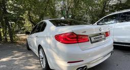 BMW 520 2019 года за 20 000 000 тг. в Алматы – фото 4