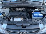 Hyundai Getz 2009 года за 2 900 000 тг. в Алматы – фото 4