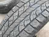 Отличные шины, резина 265/65 r17, осталось 2 шт отходили всего за 20 000 тг. в Жезказган