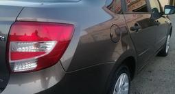 ВАЗ (Lada) 2190 (седан) 2018 года за 3 400 000 тг. в Уральск – фото 4