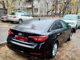 Hyundai Sonata 2017 года за 8 100 000 тг. в Шымкент – фото 2