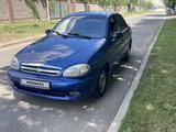 Chevrolet Lanos 2006 года за 800 000 тг. в Нур-Султан (Астана) – фото 3