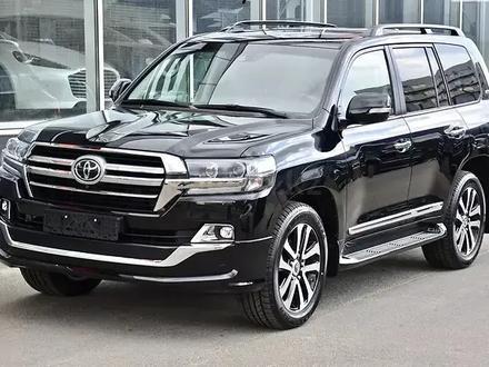 Toyota Land Cruiser 2020 года за 33 499 999 тг. в Алматы – фото 5