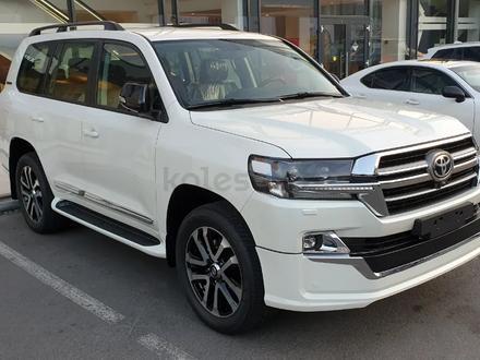 Toyota Land Cruiser 2020 года за 33 499 999 тг. в Алматы – фото 2