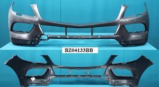 Mercedes ml w164 передний бампер на мерседес мл 164 за 1 776 тг. в Алматы