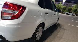 ВАЗ (Lada) Granta 2190 (седан) 2019 года за 3 850 555 тг. в Алматы – фото 4