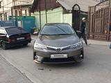 Toyota Corolla 2018 года за 7 800 000 тг. в Шымкент
