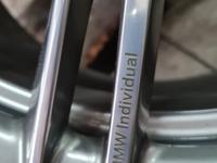 Диски R20 BMW INDIVIDUAL 7 серии (Оригинальные) за 700 000 тг. в Алматы