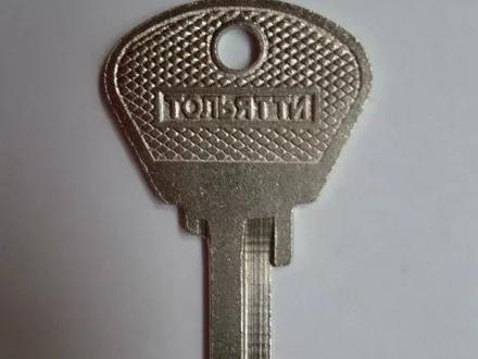 Заготовка ключа зажигания на ВАЗ за 1 500 тг. в Алматы
