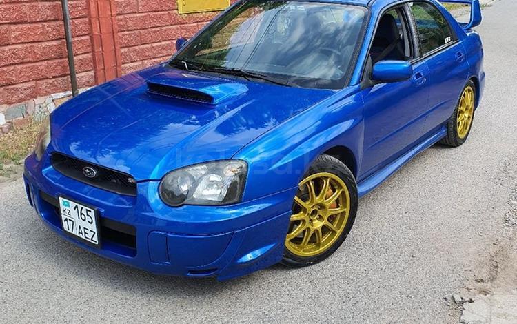 Subaru Impreza WRX STi 2004 года за 4 000 000 тг. в Алматы