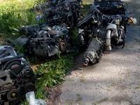 Двигатели на субару за 222 222 тг. в Алматы