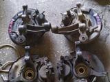 Ступица цапфа суппорт тормозной диск кулак поворотный рычаг амортизатор за 10 000 тг. в Алматы