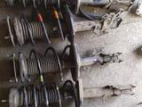 Ступица цапфа суппорт тормозной диск кулак поворотный рычаг амортизатор за 10 000 тг. в Алматы – фото 4