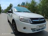 ВАЗ (Lada) 2190 (седан) 2014 года за 2 200 000 тг. в Костанай – фото 3