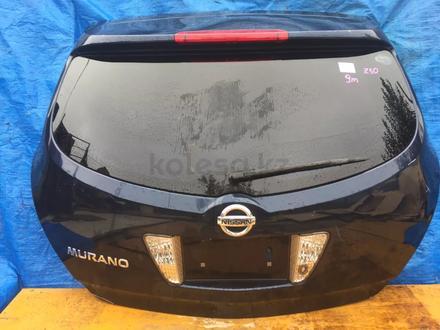 Дверь багажника на NISSAN MURANO Z50 за 50 000 тг. в Караганда