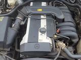 Двигатель m104.995 + АКПП 722.605 Mercedes-Benz w210 e320 за 675 468 тг. в Владивосток – фото 2