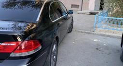 BMW 730 2007 года за 4 800 000 тг. в Актау – фото 4