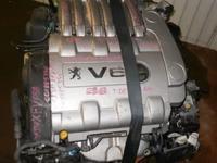 Двигатель Peugeot 407 ew12j4/es9a за 328 000 тг. в Алматы