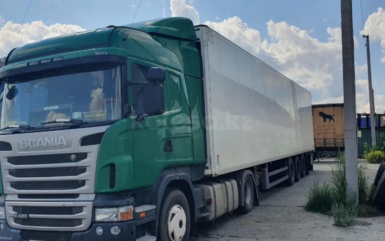 Scania  R420I 2012 года за 25 000 000 тг. в Костанай