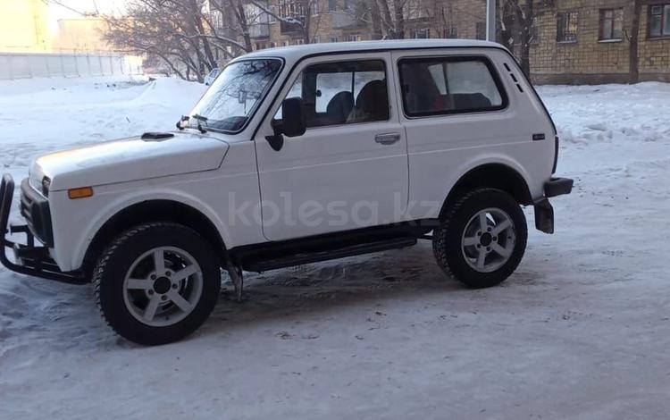 ВАЗ (Lada) 2121 Нива 2004 года за 1 300 000 тг. в Караганда