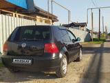 Volkswagen Golf 2001 года за 2 250 000 тг. в Алматы – фото 3