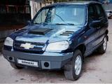 Chevrolet Niva 2006 года за 1 297 864 тг. в Алматы