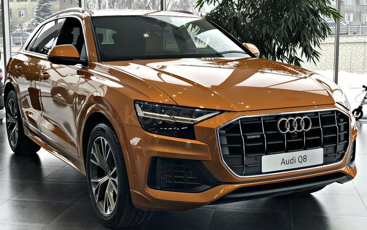 Audi Q8 2020 года за 40 050 000 тг. в Алматы
