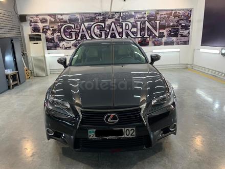 Lexus GS 350 2013 года за 10 800 000 тг. в Алматы – фото 7