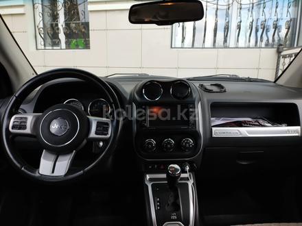 Jeep Compass 2013 года за 6 000 000 тг. в Кокшетау – фото 3