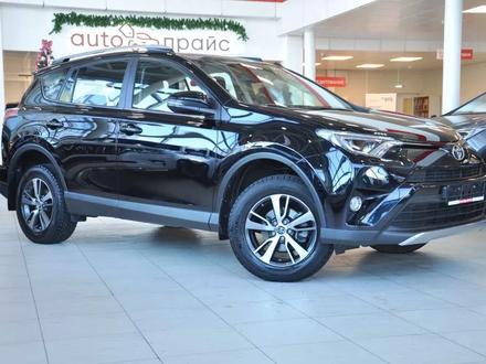Toyota RAV 4 2016 года за 10 850 000 тг. в Семей