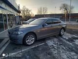 BMW 523 2011 года за 7 200 000 тг. в Алматы – фото 4