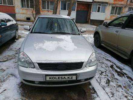 ВАЗ (Lada) 2170 (седан) 2008 года за 1 500 000 тг. в Хромтау – фото 2