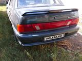 ВАЗ (Lada) 2115 (седан) 2010 года за 1 300 000 тг. в Турара Рыскулова – фото 4