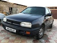 Volkswagen Golf 1993 года за 1 200 000 тг. в Актау