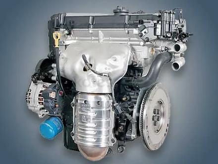 Двигатель на Kia Cerato. Двигатель на Киа Церато за 101 010 тг. в Алматы