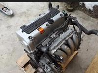 Двигатель k24z1 за 110 000 тг. в Кокшетау