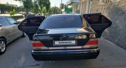 Mercedes-Benz S 420 1996 года за 3 200 000 тг. в Шымкент – фото 3