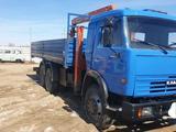 КамАЗ  бортовой 2008 года за 16 000 000 тг. в Кызылорда – фото 2
