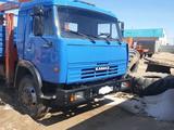 КамАЗ  бортовой 2008 года за 16 000 000 тг. в Кызылорда – фото 3