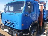 КамАЗ  бортовой 2008 года за 16 000 000 тг. в Кызылорда – фото 4