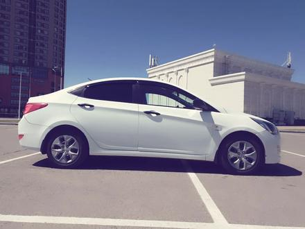 Hyundai Accent 2014 года за 3 800 000 тг. в Костанай – фото 2