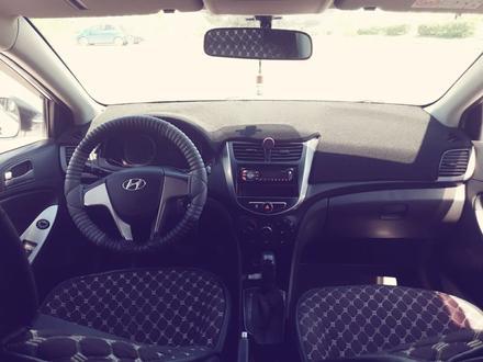 Hyundai Accent 2014 года за 3 800 000 тг. в Костанай – фото 8
