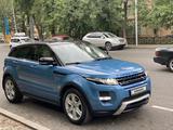 Land Rover Range Rover Evoque 2012 года за 11 500 000 тг. в Алматы