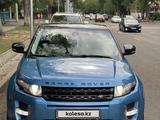 Land Rover Range Rover Evoque 2012 года за 11 500 000 тг. в Алматы – фото 3