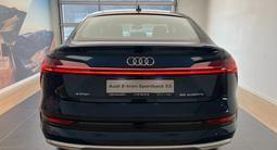 Audi e-tron Sportback 2021 года за 55 175 000 тг. в Алматы – фото 5