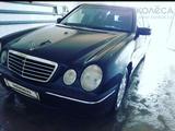 Mercedes-Benz E 270 2001 года за 1 800 000 тг. в Атырау – фото 4