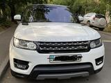 Land Rover Range Rover Sport 2016 года за 24 000 000 тг. в Алматы – фото 2